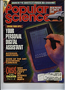 Popular Science - September 1992