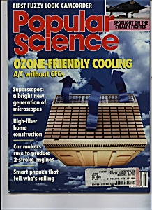 Popular Science - July 1990 (Image1)