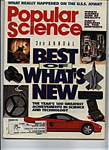 Popular Science - December 1990 (Image1)