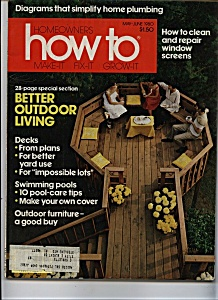 How To - May/June 1980 (Image1)