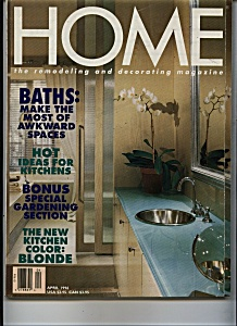 HOME  - April 1996 (Image1)