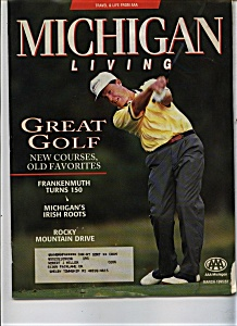 Michigan Living magazines  Feb. & March 1995 (Image1)