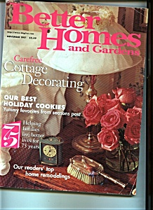Better Homes & Gardens - November 1997 (Image1)