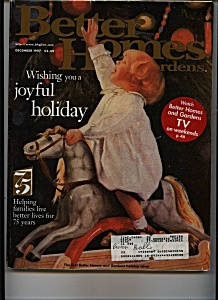 Better Homes and Gardens - December 1997 (Image1)