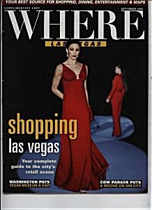 Where- Las Vegas - September 2002 (Image1)