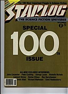 Starlog - November  1985 (Image1)