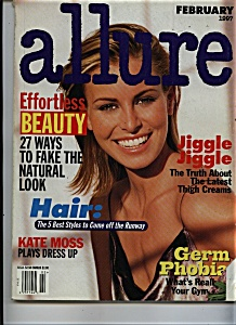 Allure - February 1997 (Image1)