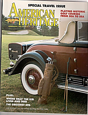 American Heritage magazine - April 1991 (Image1)