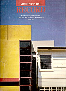 Architectural Record - April 1989 (Image1)