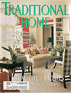Traditional Home -  March 1997 (Image1)