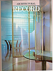 Architectural record -  September 1983 (Image1)