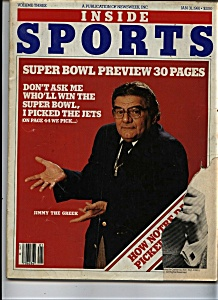 Inside sports -  Jan. 31, 1981 (Image1)