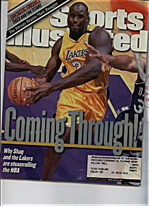 Sports Illustrated -  January 17,2000 (Image1)