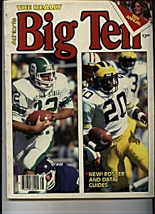 Athlon's Big Ten - 1984 (Image1)