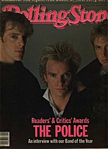 The Rolling Stone - March lst, 1984 (Image1)