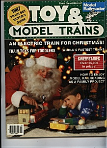 Toy & Model Trains - 1987