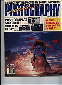 Popular Photography - September 1994 (Image1)