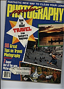 Popular Photography - April 1993 (Image1)