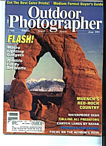 Outdoor Photographer - June 1993 (Image1)