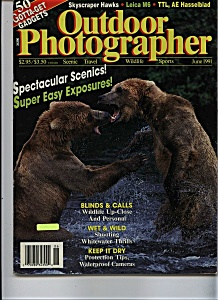 Outdoor  Photographer - June 1991 (Image1)