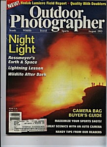 Outdoor Photographer - August 1993 (Image1)