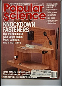 Popular Science - April 1986 (Image1)