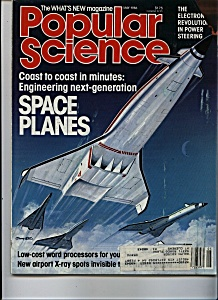 Popular Science - May 1986 (Image1)