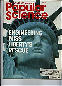 Popular Science - June 1986