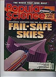 Popular Science - January 1993 (Image1)