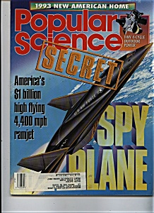Popular Science -  March 1993 (Image1)