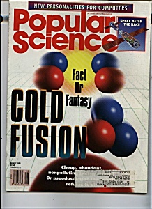 Popular Science - August 1993