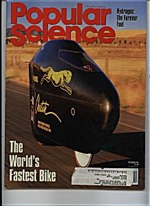 Popular Science - October 1993 (Image1)
