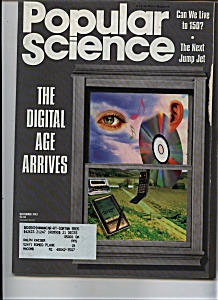 Popular Science - November 1993 (Image1)