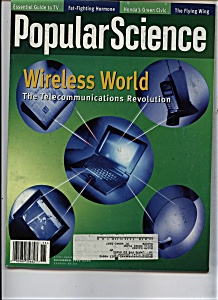 Popular Science - November 1995 (Image1)