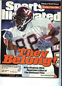 Sports Illustrated -December 6, 1999 (Image1)