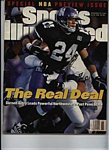 Sports Illustrated - November 13, 1995 (Image1)