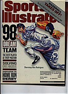 Sports Illustrated - July 6, 1998 (Image1)