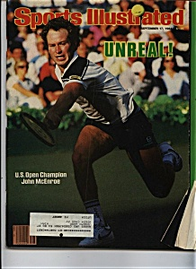 Sports Illustrated - September 17, 1984
