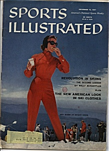 Sports Illustrated - December 16, 1957