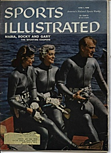 Sports Illustrated - June 1, 1959 (Image1)