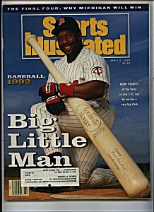 Sports Illustrated - April 6, 1992 (Image1)