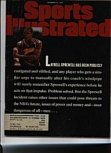 Sports Illustrated - December 15, 1997