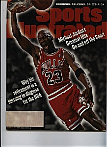 Sports Illustrated -  January 25, 1999 (Image1)