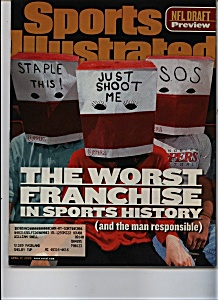 Sports Illustrated - April 17, 2000 (Image1)