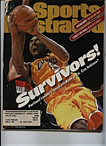 Sports Illustrated- June 12, 2000