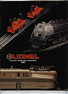 Lionel Trains & Accessories - 1987