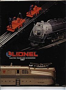 Lionel trains & accessories - 1987 (Image1)