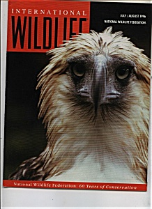 International Wildlife - July/August 1996 (Image1)