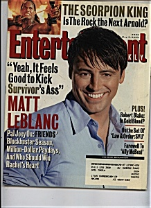 Entertainment - May 3, 2002 (Image1)