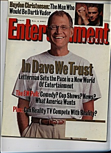 Entertainment - Nov. 2, 2001 (Image1)